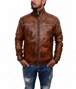 Agents Of Shield Brett Dalton Brown Jacket