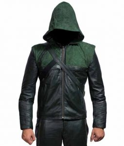 Green Arrow Costume Jacket