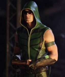 Smallville Green Arrow Vest