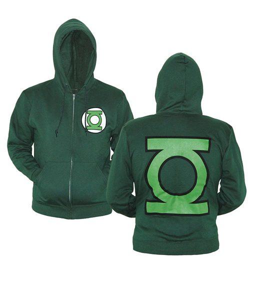 green-lantern-logo-hoodie