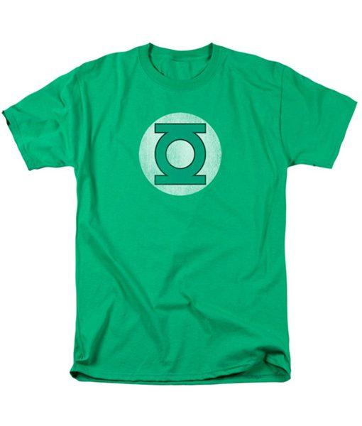 green-lantern-logo-t-shirt