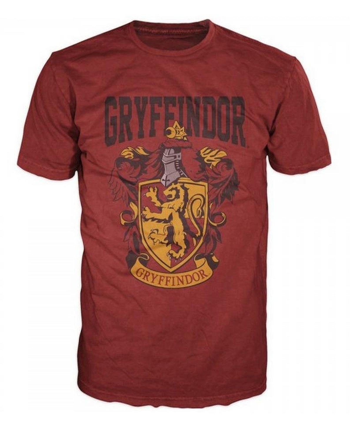 Gryffindor Shirt With Logo In Red Color