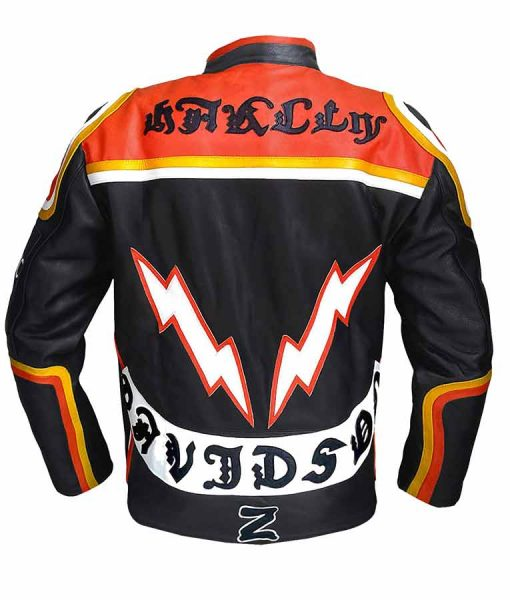 marlboro man jacket of harley davidson