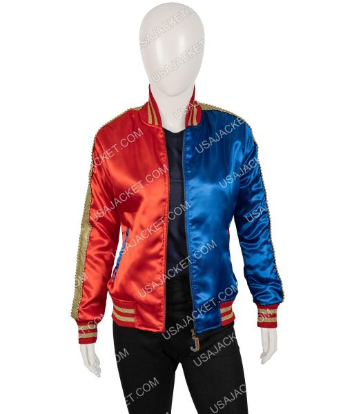 Harley Quinn Margot Robbie Jacket
