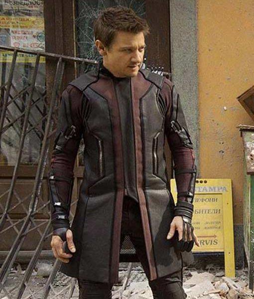 Hawkeye Age of Ultron Coat
