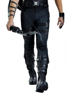 Hawkeye Costume Pants