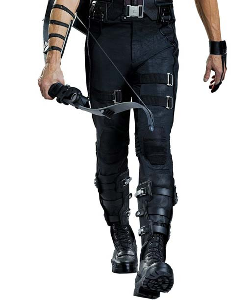 hawkeye-leather-pant  sc 1 st  USA Jacket & Jeremy Renner Hawkeye Costume Pant