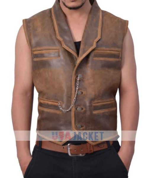 Hell On Wheels Vest