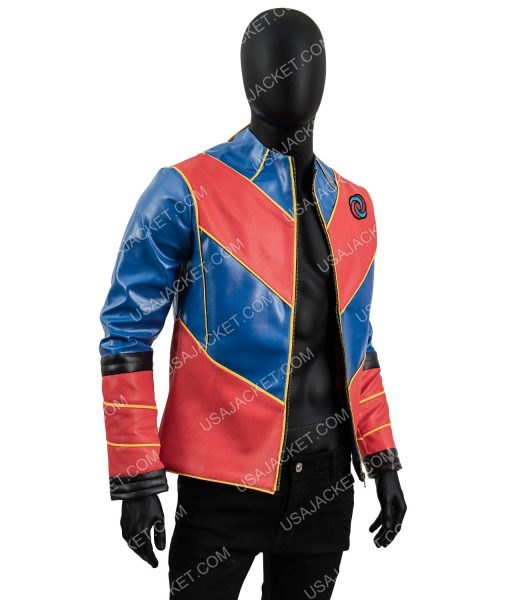 Henry Captain Man Leather Jacket