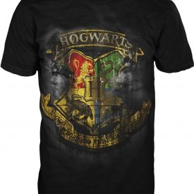 Hogwarts Black T Shirt
