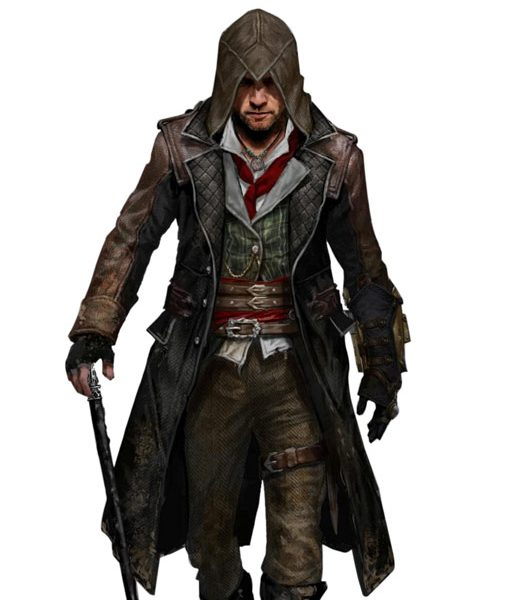 assassins creed syndicate trench coat