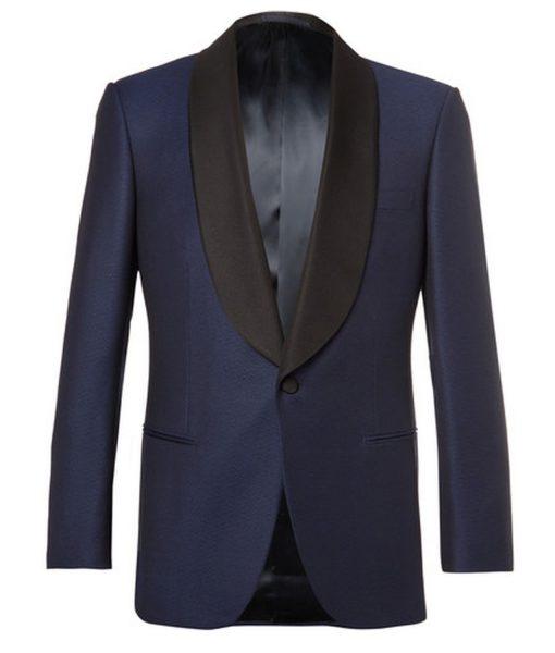 James Bond Skyfall Midnight Blue Tuxedo