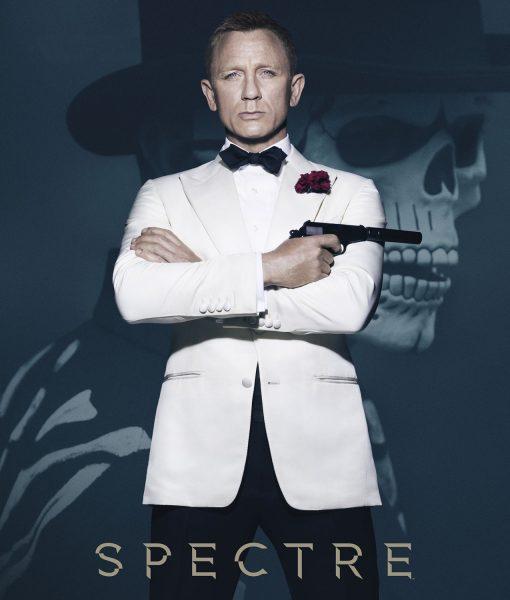 James Bond Spectre Ivory Dinner Suit