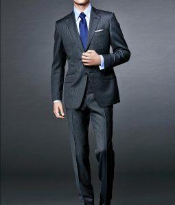 Spectre James Bond Grey Suit