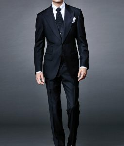 James Bond Spectre Daniel Craig Herringbone Suit