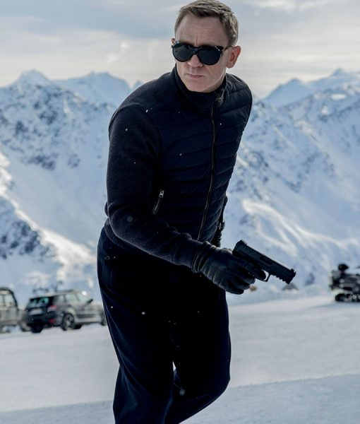 James Bond Spectre Solden Jacket