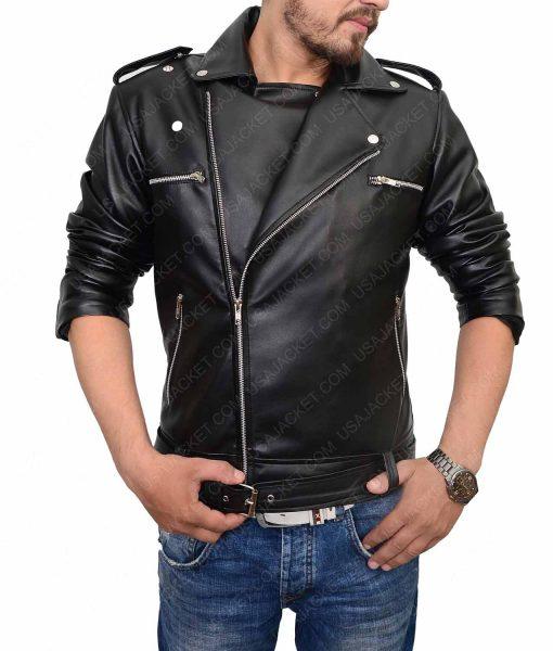 Negan Leather Jacket