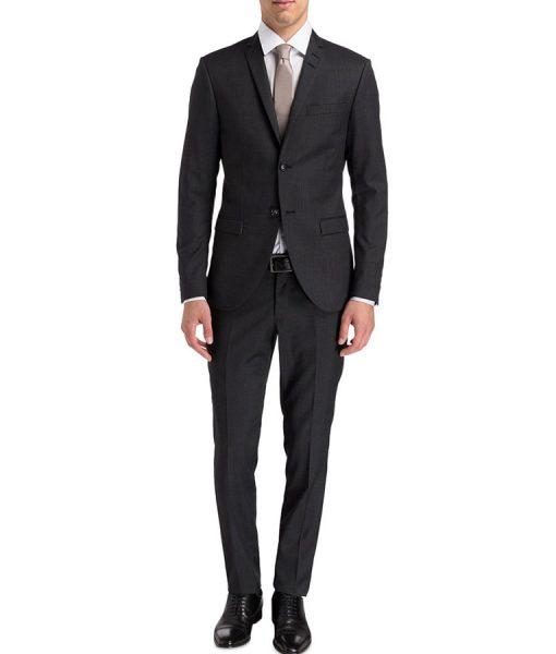 John Wick Grey Suit