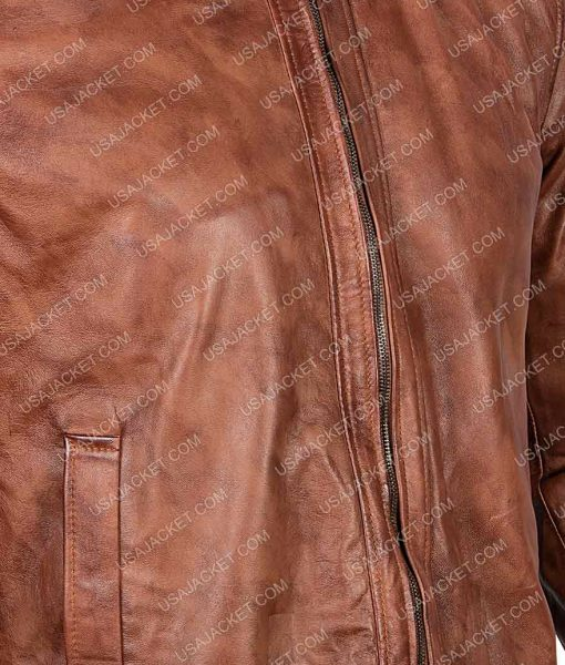 Keanu Reeves Leather Jacket