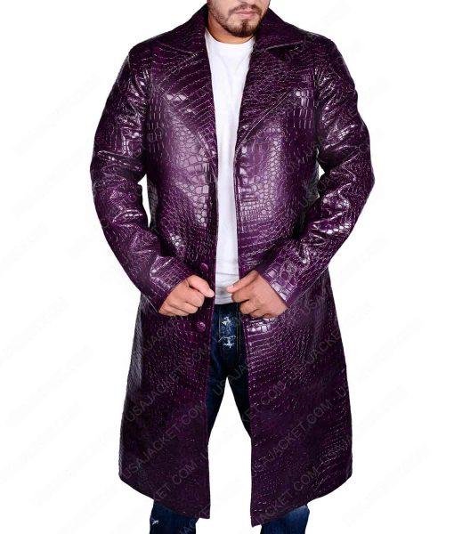 Joker Suicide Squad Coat