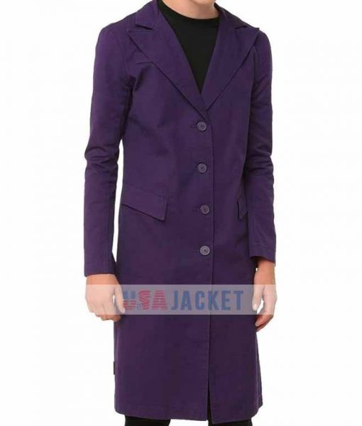 Joker The Dark Knight Rises Coat