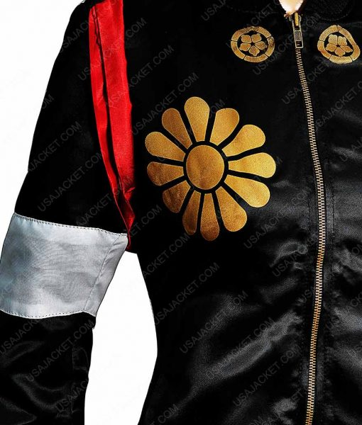Fukahara Suicide Squad Leather Jacket