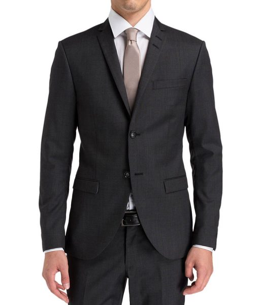 John Wick Charcoal Grey Suit