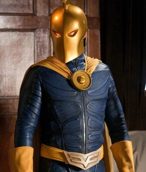 Dr. Fate Smallville Jacket