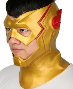 Kid Flash Yellow Mask