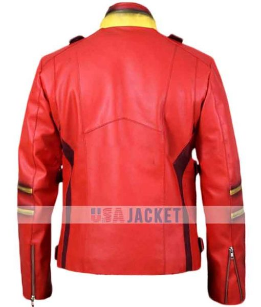 Legends Of Tomorrow Red Leather Jacket