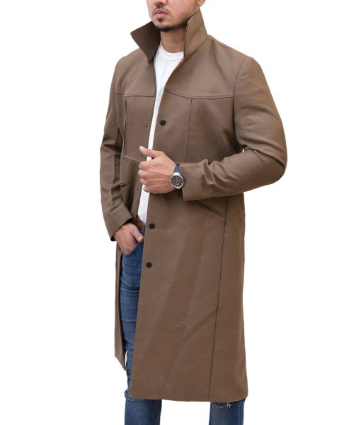 Rip Hunter Legends Of Tomorrow Woll Blend Coat
