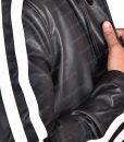 Lethal Weapon 4 Leather Jacket