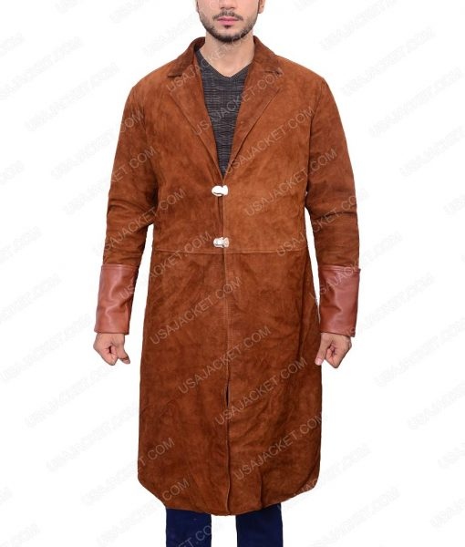 Firefly Malcolm Reynolds Leather Coat
