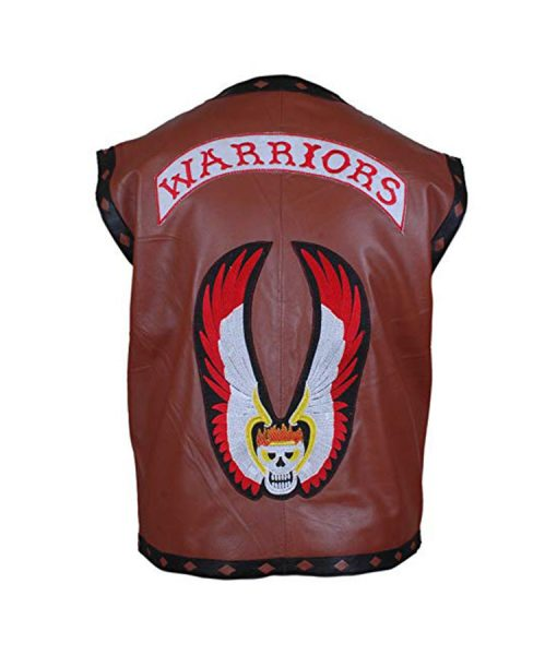 Mens Warrior Vest