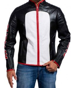 Mister Terrific Leather Jacket