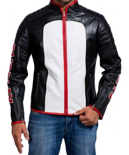 Mister Terrific Leather Jacket
