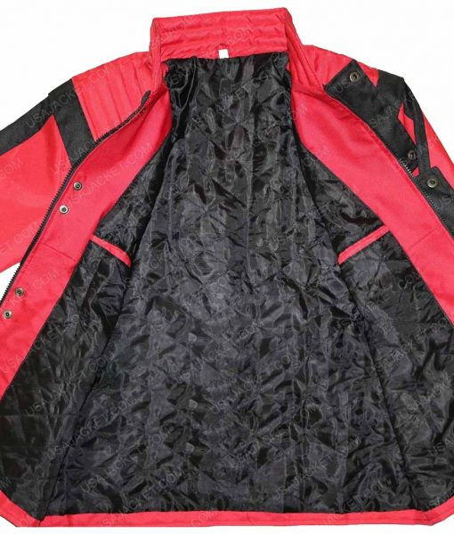 Michael Jackson Red Jacket