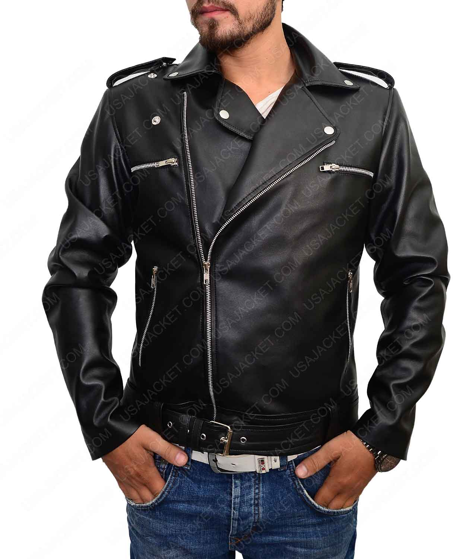8d2a9cba8 The Walking Dead Negan Jacket