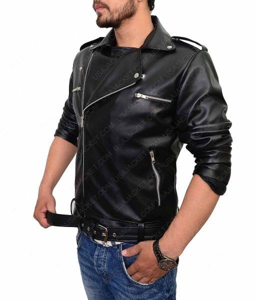 Jeffrey Dean Morgan Negan Leather Jacket