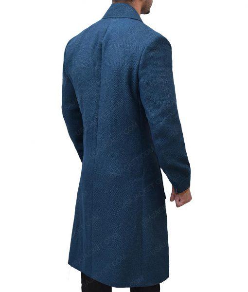 Newt Scamander Long Coat