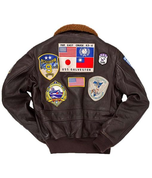 top gun tom jacket