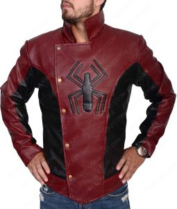 The Last Stand Spiderman Leather Jacket