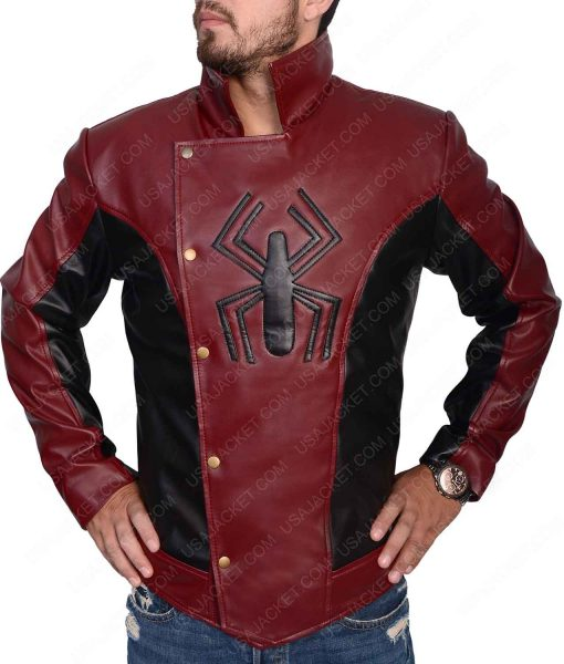 Peter Parker The Last Stand Spiderman Jacket