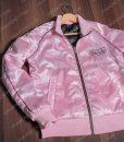 Pink Ladies Grease bomber Jacket