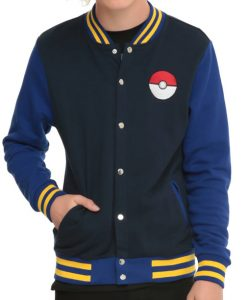 Pokemon Go Jacket