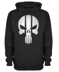Punisher Black Hoodie