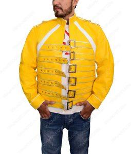 Queen Rock Band Yellow Jacket
