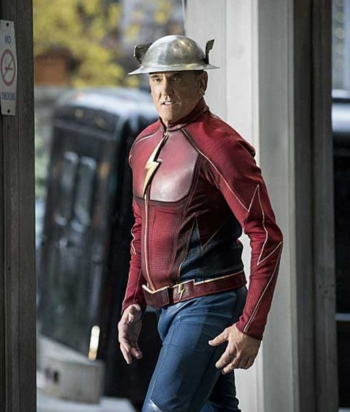 Real Jay Garrick Jacket