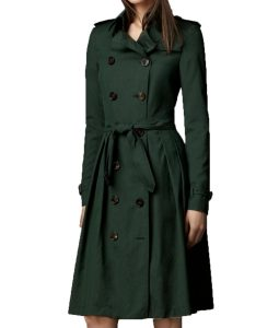 Mission Impossible 5 Rebecca Ferguson Trench Coat
