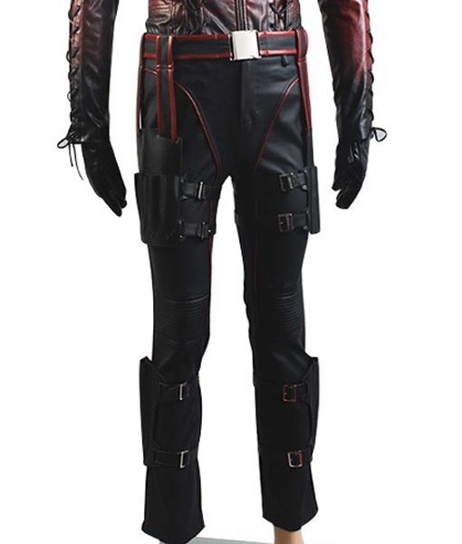 Red Arrow Arsenal Costume Pant